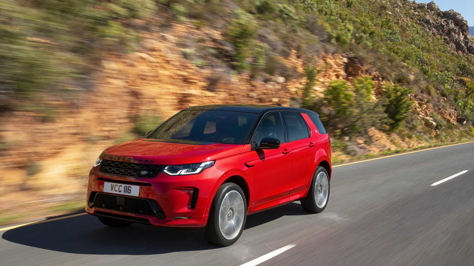 21 Best 2020 Land Rover Discovery Sport Pictures