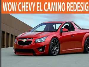 21 Best Chevrolet El Camino 2020 New Model and Performance