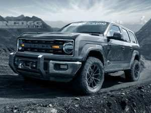 21 Best Interior Of 2020 Ford Bronco Specs and Review