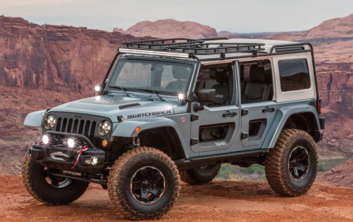 21 Best Jeep Unlimited 2020 Interior