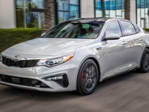 Kia Optima 2019 Facelift