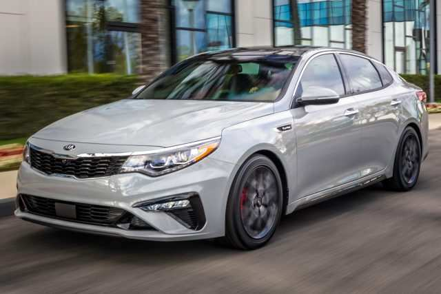 21 Best Kia Optima 2019 Facelift Concept