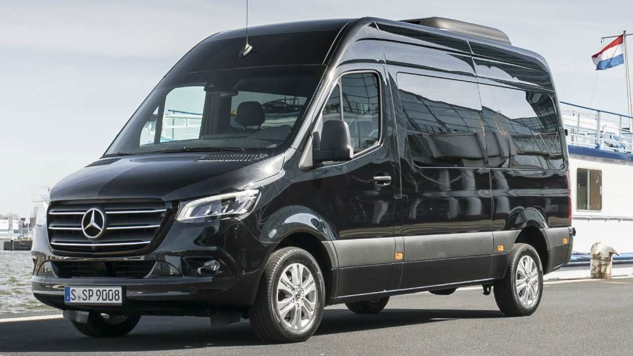 21 Best Sprinter Mercedes 2019 Price and Release date