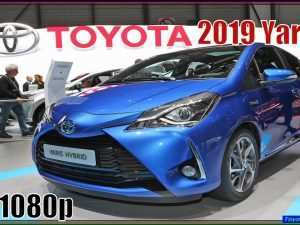 21 Best Toyota Yaris 2019 Europe Price and Review