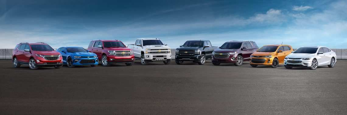 21 New 2019 Chevrolet Lineup Pictures