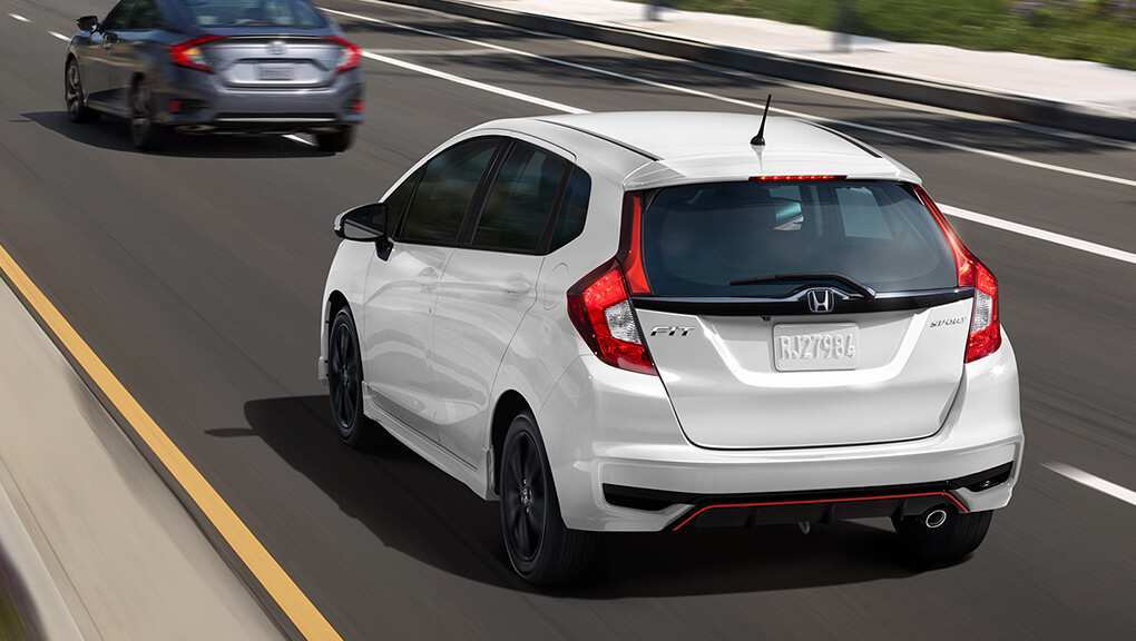 21 New 2019 Honda Fit Engine Release Date