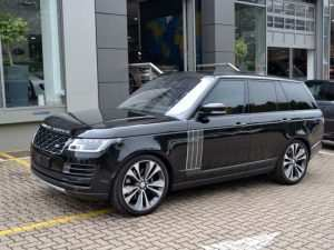 21 New 2019 Land Rover Autobiography Concept