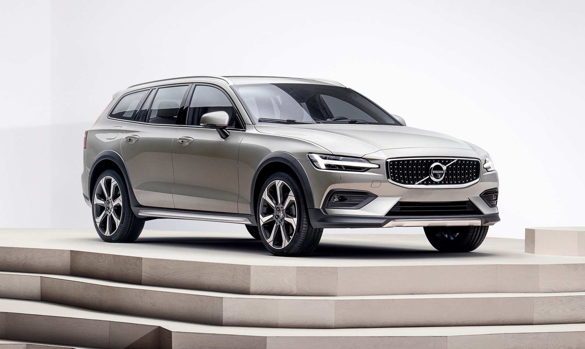 21 New 2020 Volvo V60 Cross Country Review Exterior
