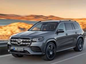 21 New Mercedes 2019 Gls Release Date