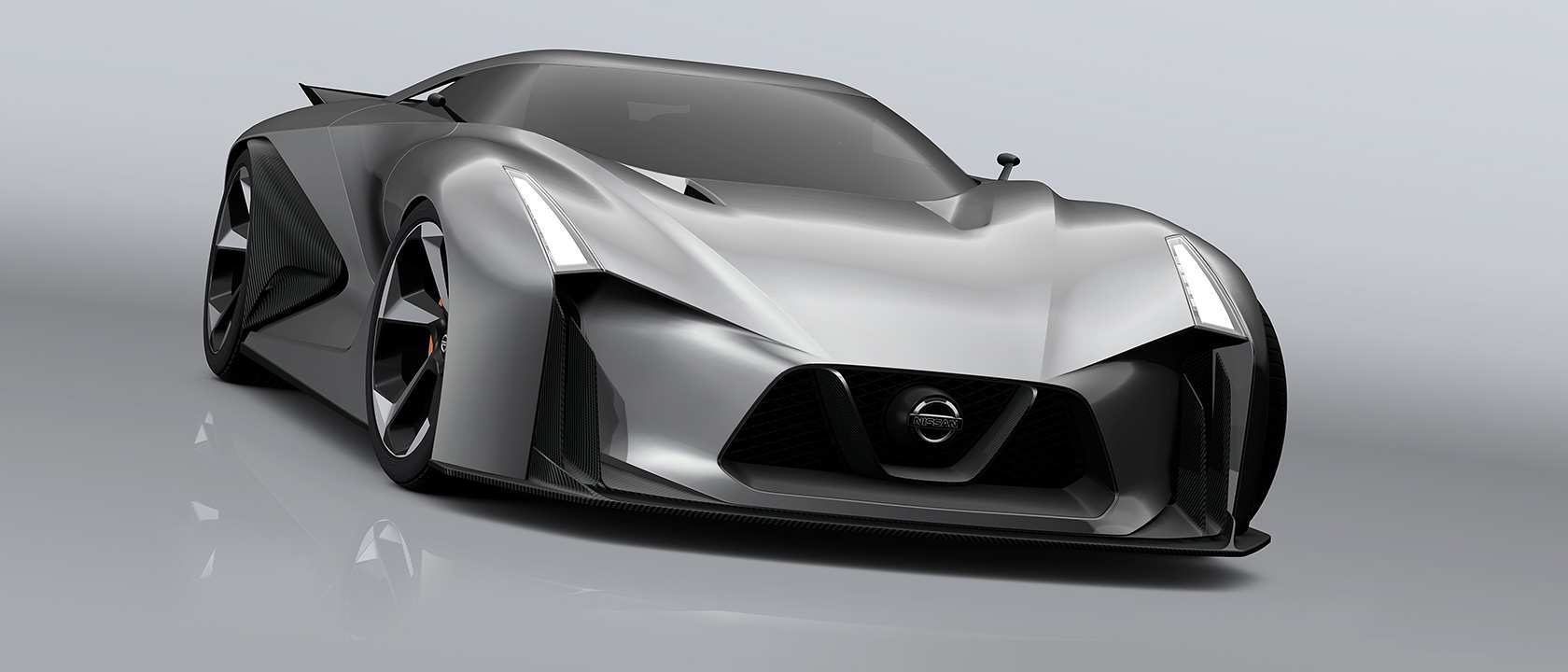 21 New Nissan Concept 2020 Picture