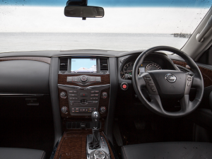 21 New Nissan Y62 2020 Interior