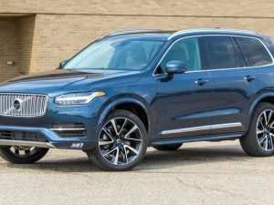 21 New Volvo Cx90 2019 Specs