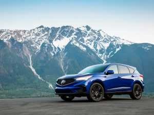 21 New When Does The 2020 Acura Rdx Come Out Configurations