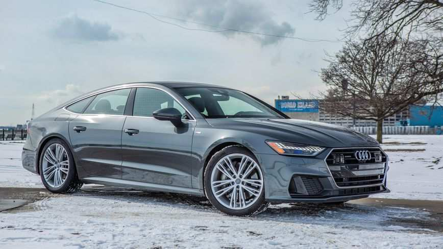 21 The 2019 Audi Research New