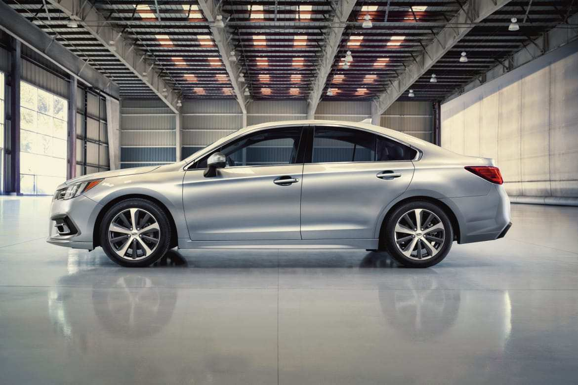21 The 2019 Subaru Legacy Review First Drive