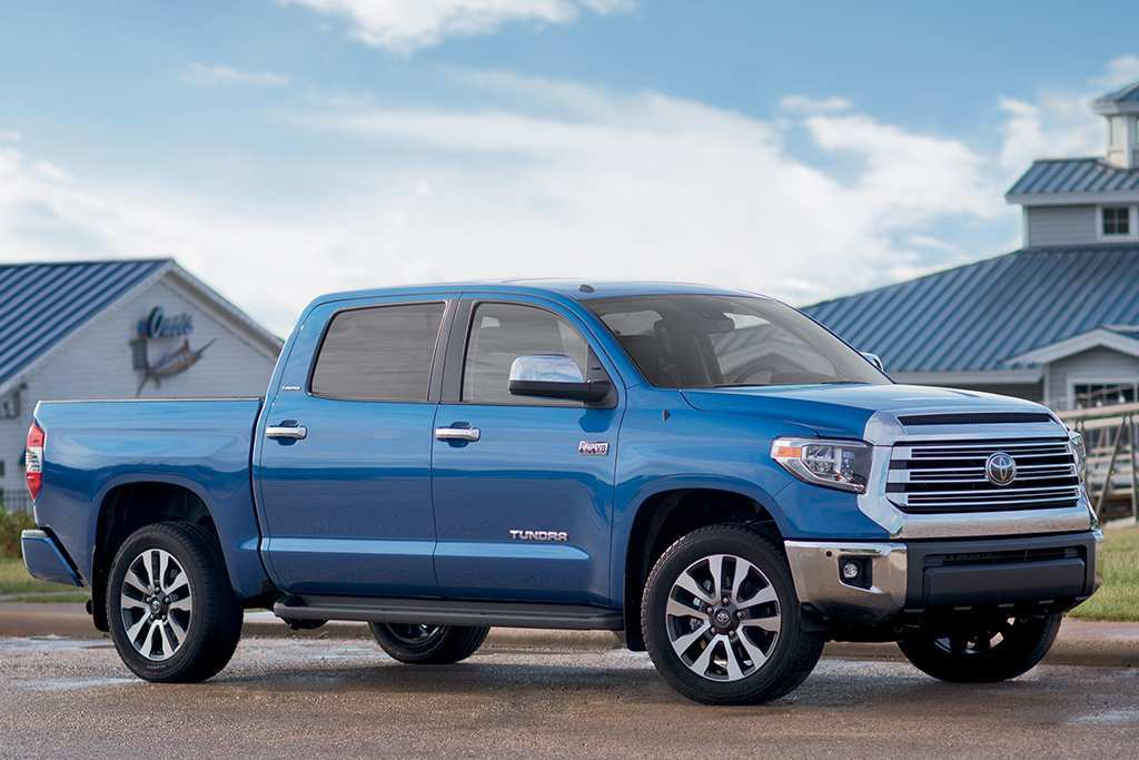 21 The 2019 Toyota Tundra Truck New Concept