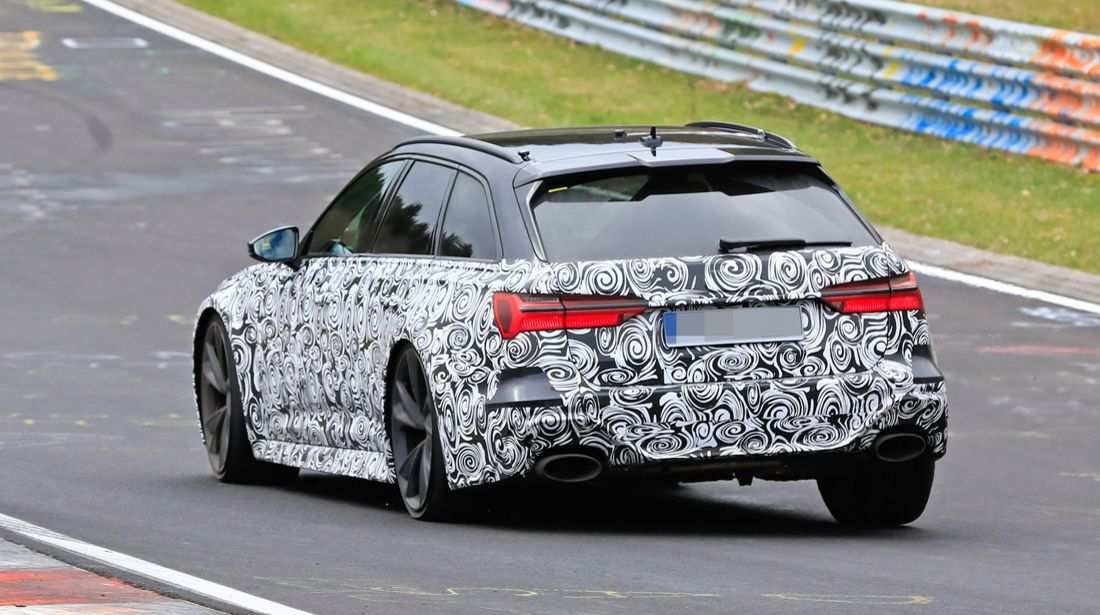 21 The 2020 Audi Rs6 Images