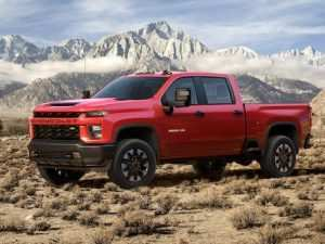 21 The 2020 Chevrolet Silverado 2500Hd For Sale Specs
