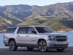 21 The 2020 Chevrolet Suburban Redesign Style