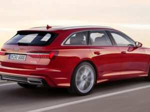 21 The Audi Wagon 2020 Spesification