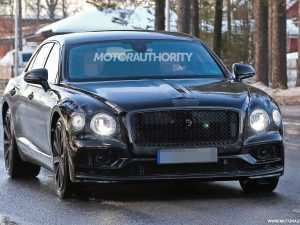 21 The Best 2019 Bentley Flying Spur Speed Specs and Review