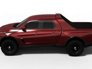 21 The Best 2020 Bmw Pickup Truck Redesign and Review