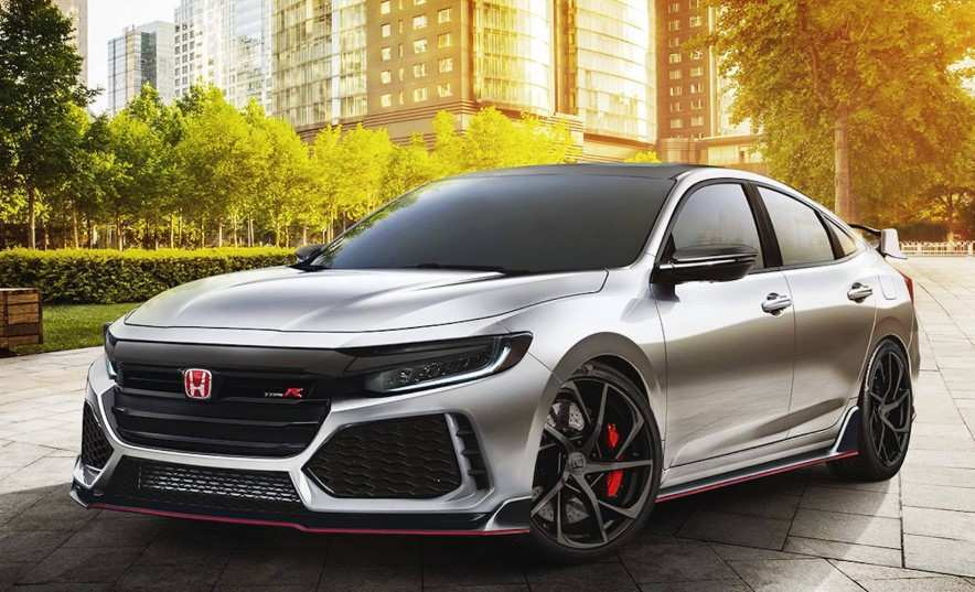 21 The Best 2020 Honda Insight Redesign And Concept