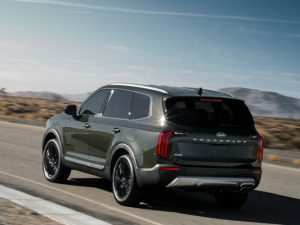 21 The Best 2020 Kia Telluride Trim Levels Concept