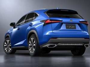 21 The Best 2020 Lexus Nx 300 New Concept