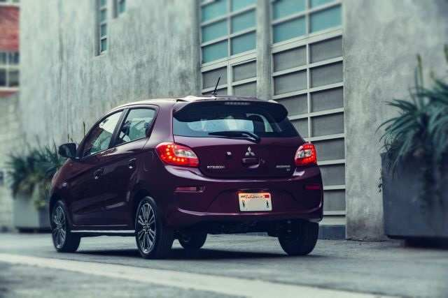 21 The Best 2020 Mitsubishi Mirage Hatchback Redesign and Concept