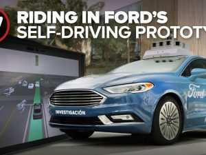 21 The Best Ford 2020 Driverless Model