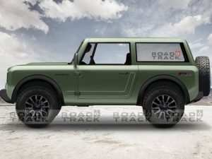 21 The Best Ford Bronco 2020 Interior