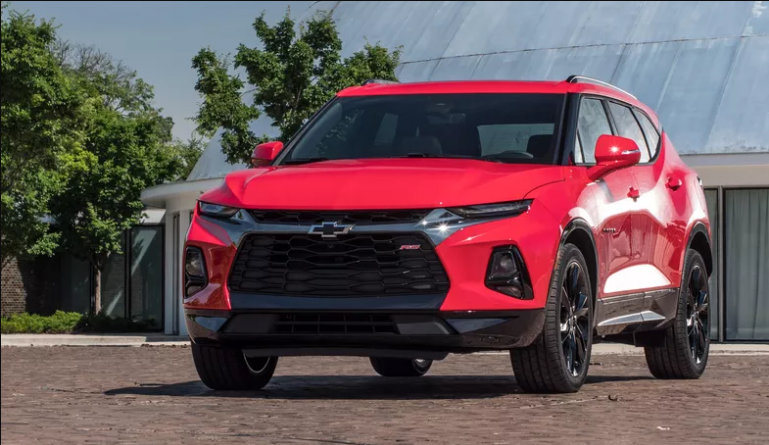 21 The Chevrolet Blazer 2020 Price Speed Test