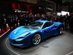 21 The Ferrari Modelli 2019 Exterior and Interior