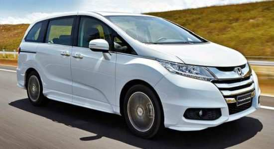 21 The Honda Odyssey Type R 2020 Release Date