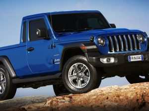 21 The Jeep Truck 2020 2 Door Exterior