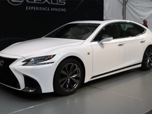 21 The Lexus Models 2020 Exterior and Interior