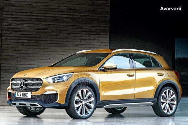 21 The Mercedes 2019 Gla Rumors