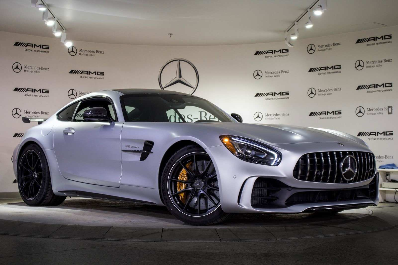 21 The Mercedes Amg Gt 2019 Concept