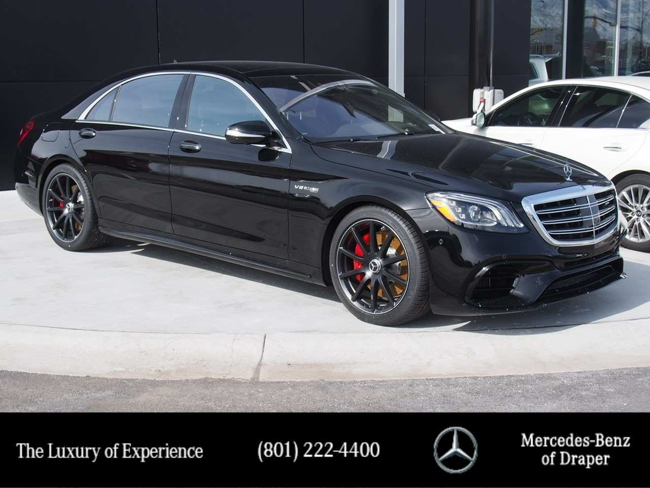 21 The Mercedes S Class 2019 Images