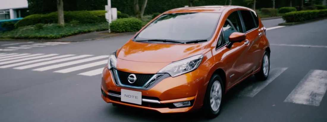 21 The Nissan E Power 2020 New Review