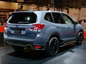 21 The Subaru Forester 2020 Australia Specs and Review