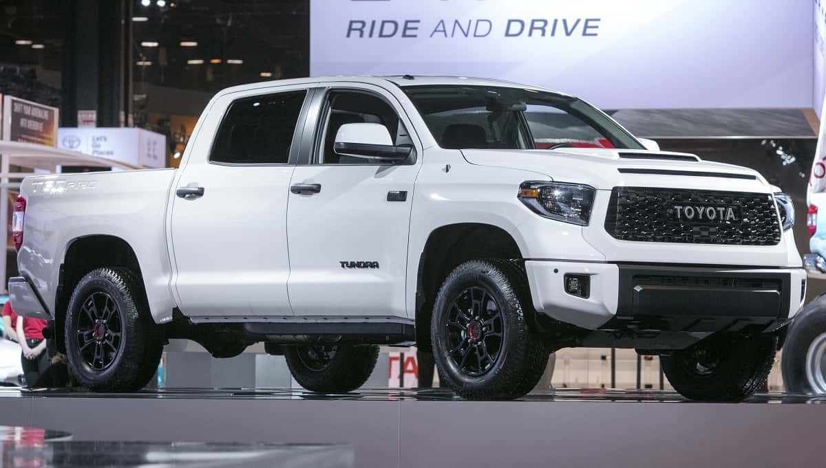 21 The Toyota Tundra Trd Pro 2019 Release Date And Concept