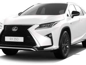 When Will The 2020 Lexus Rx Come Out