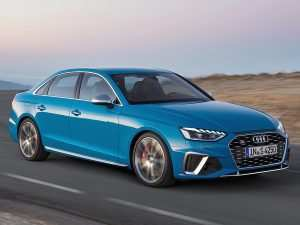 22 A 2019 Audi Rs4 Usa Release Date and Concept
