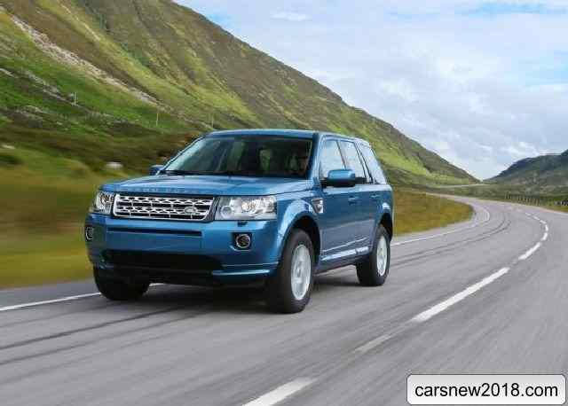 22 A 2019 Land Rover Freelander Picture