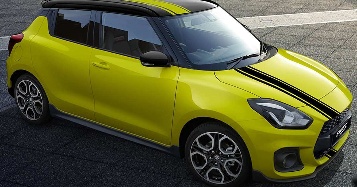 22 A 2019 Suzuki Swift Philippines Model