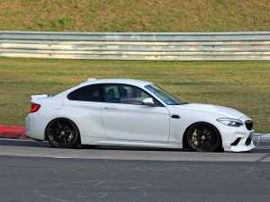 22 A 2020 Bmw M2 Performance