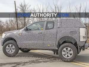 22 A 2020 Ford Bronco July 2018 Pictures