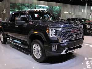 2020 Gmc Hd Truck Engines
